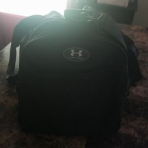 Under Armour Black Medium Duffel bag
